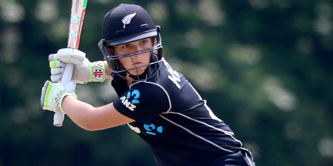 Amelia Kerr, NZ Teenager hits 232 not out to set ODI batting world record
