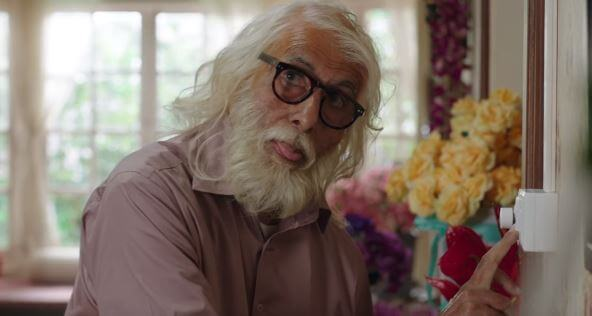 Amitabh Bachchan admits that he finds prosthetic make-up a 'torture