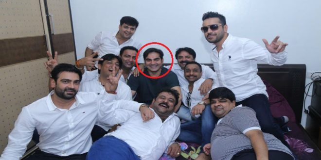 Arbaaz Khan confirms his association with IPL betting, losing Rs.3 crore