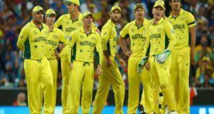 Australia slump to lowest ICC ODI Ranking in 34 years