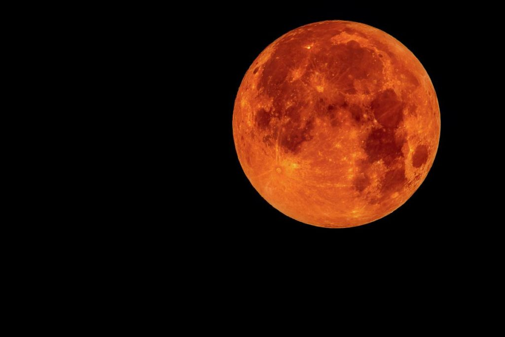 red moon tonight august 2018 - photo #11