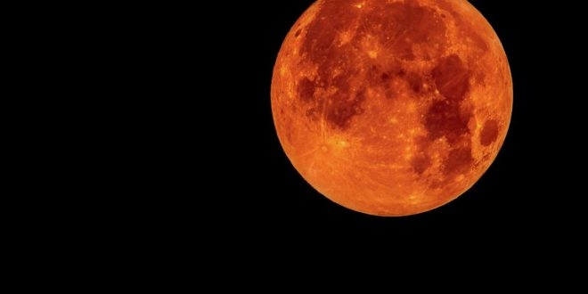 Blood Moon 2018, LONGEST total lunar eclipse of 21st Century on 27 July