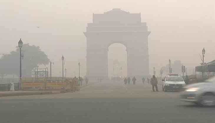 Delhi's air quality worsens to a serious level