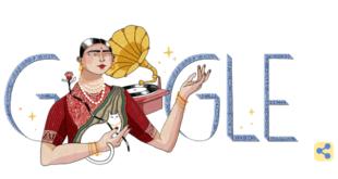 Google doodle remembers Gauhar Jaan, the legendary singer-dancer