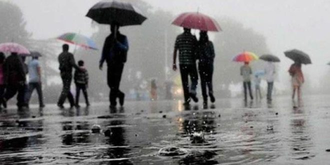 IMD says Heavy Rains expected in Mumbai between June 6-8