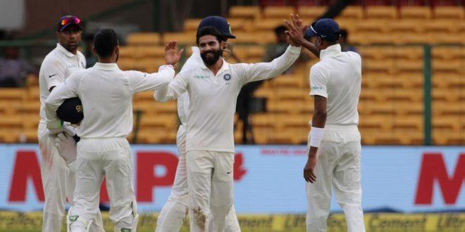 India beats Test debutants Afghanistan inside 2 days