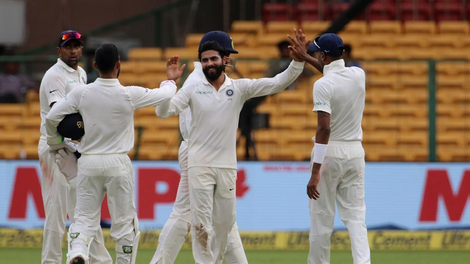 India beats Test debutants Afghanistan inside 2 days