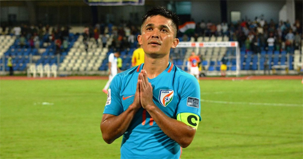 India vs Kenya tickets sold out,Thanks to Sunil Chhetri's Emotional appeal