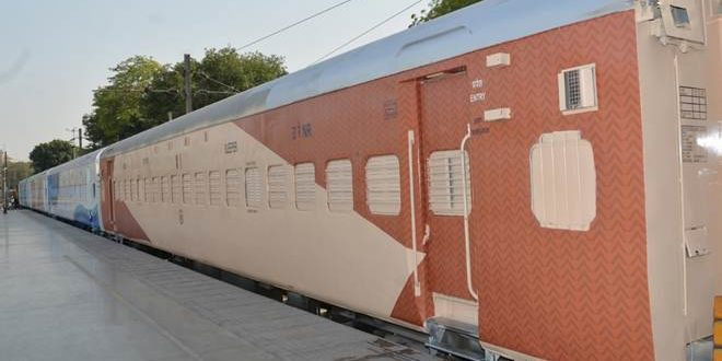 Indian Railways plans to revamp 30,000 express train coaches