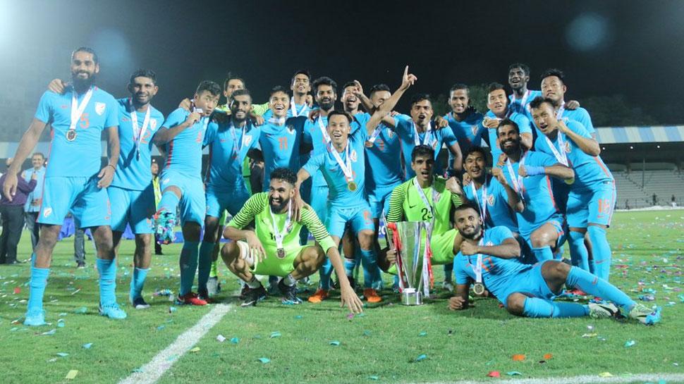 Intercontinental Cup 2018 Final: Sunil Chhetri helps India beat Kenya 2-0