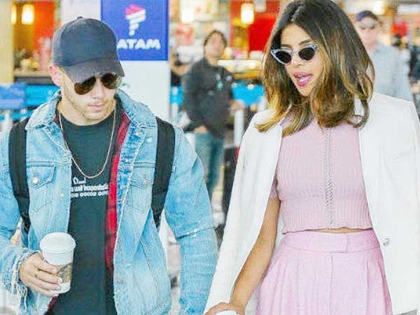 Is Nick Jonas in Mumbai to meet Priyanka Chopra's mother?
