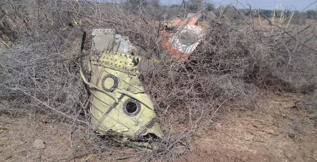 Jaguar Fighter Jet of Air Force Crashes In Gujarat's Kutch