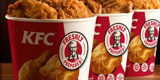 KFC plans to test vegetarian version of its fried chicken in the UK