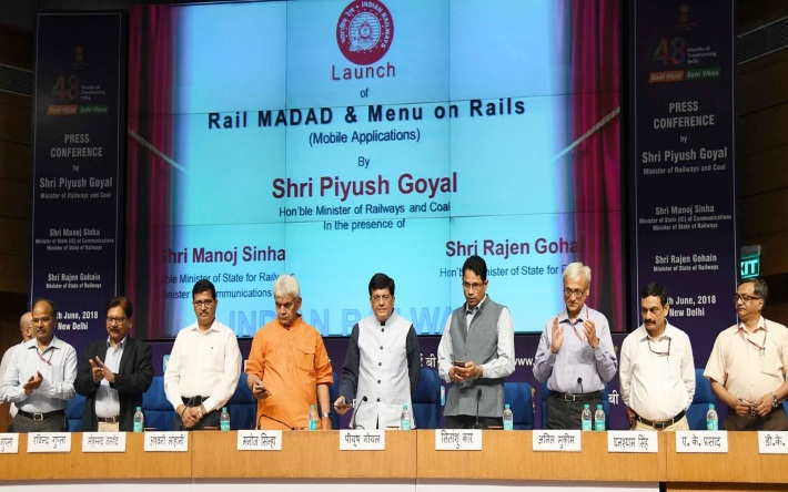 Menu on Rails- IRCTC's new app to prevent overcharging on Trains