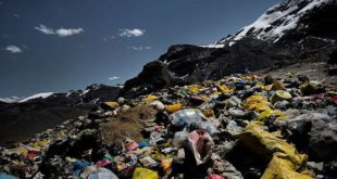 Mount Everest becomes World's Highest rubbish dump, Report