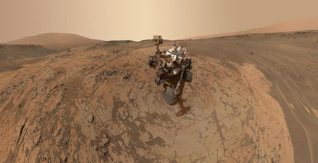 NASA's Curiosity rover finds 'Building Blocks for Life' on Mars