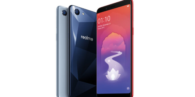Oppo Realme 1.4 GB RAM, 64GB variant goes on sale