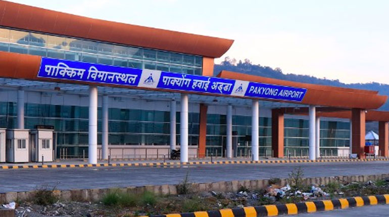 Pakyong Airport- Sikkim to finally get its first Airport this Month