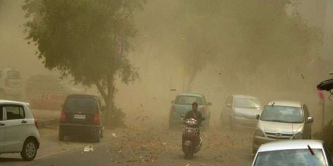 Recent duststorm killed 17 in UP, new warning issued