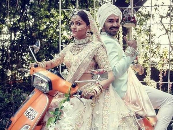 Rubina Dilaik and Abhinav Shukla marriage