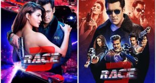 "Salman Khan's ""Race 3"" is ready for a big opening, to be released today"