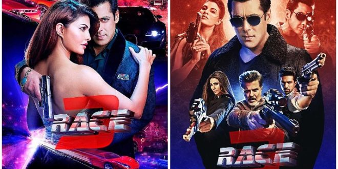 """Salman Khan's """"Race 3"""" is ready for a big opening, to be released today"""