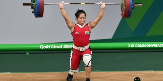 Sanjita Chanu - the Indian Gold Medalist of Commonwealth games, found on drugs