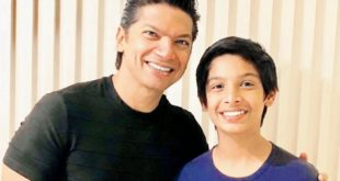 Shaan releases a Father's Day song 'Hukus Bukus' with son Shubh