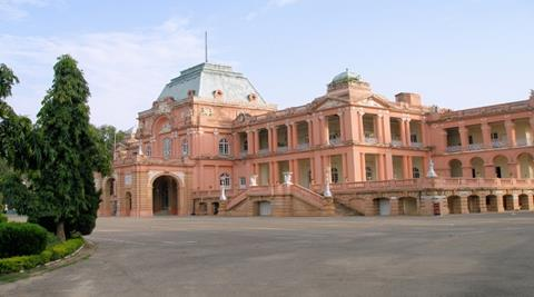 Sukh Niwas Palace in Indore