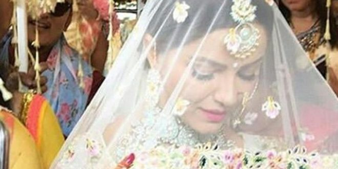TV actors Rubina Dilaik and Abhinav Shukla got married in Shimla