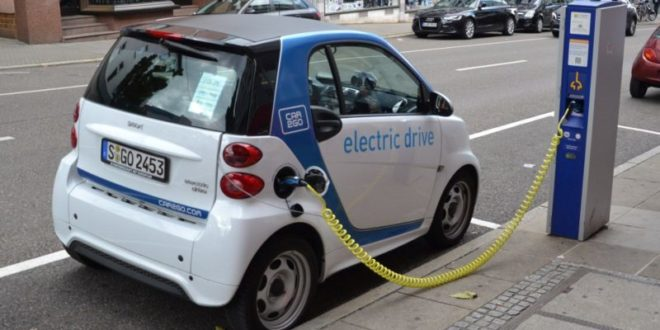 The use of Electric Vehicles is all set to triple in two years