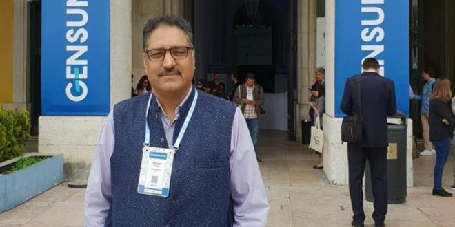 Top journalist Shujaat Bukhali shot dead in Srinagar