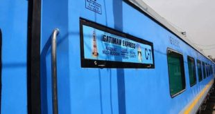 Delhi-Agra bound Gatimaan Express to be upgraded to a swanky look