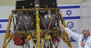 Israeli Company is gearing up to land its Spacecraft on the Moon