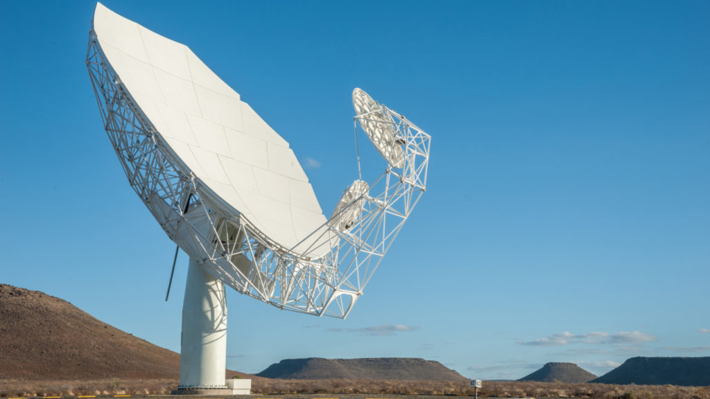 South Africa launches World's largest radio telescope