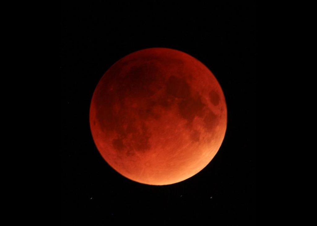 You missed a solar eclipse Get ready for a lunar eclipse on July 27-28
