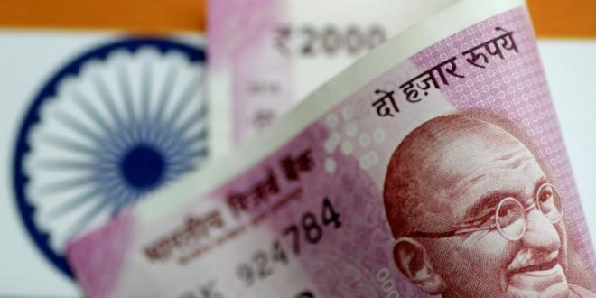 Indian National Rupee hits 70 mark with major impact over several stocks