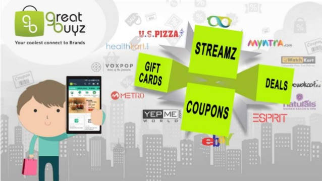 Greatbuyz Streamz- Keep Yourself Updated About Latest Travel, Shopping & Other Offers