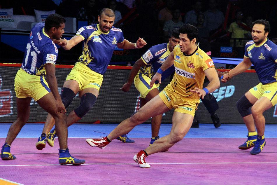 How Ajay Thakur's performance uplifted Sachin Tendulkar's team Tamil Thalaivas in PKL