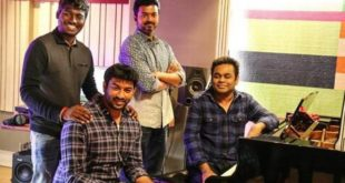 Vijay's voice made a lot of difference to 'Verithanam', says A.R Rahman