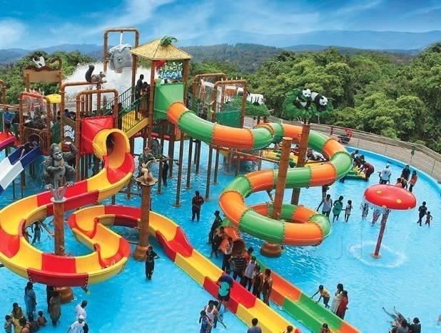 Wonderla Water and Amusement Park in Hyderabad