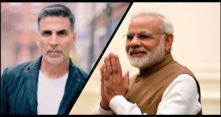 Akshay Kumar donates Rs.25 crore to PM-CARES FUND