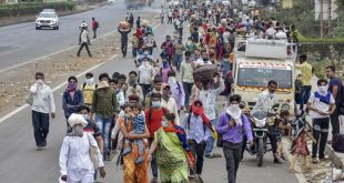 Migrant Worker Dies After Walking 200 Km to Agra From Delhi