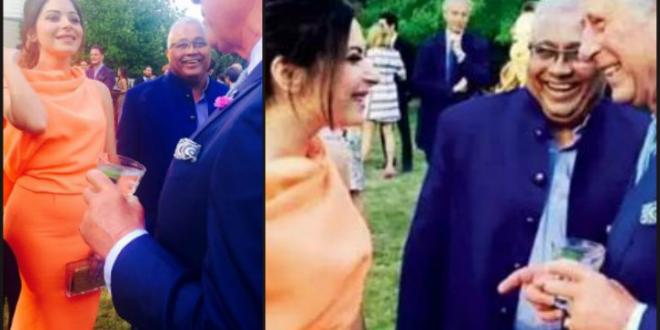Old Pics Of Kanika Kapoor With Prince Charles Go Viral After The British Royal's Coronavirus Diagnosis
