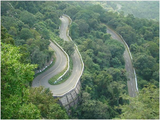 Pollachi-Valparai-Vazhachal-Athirapally