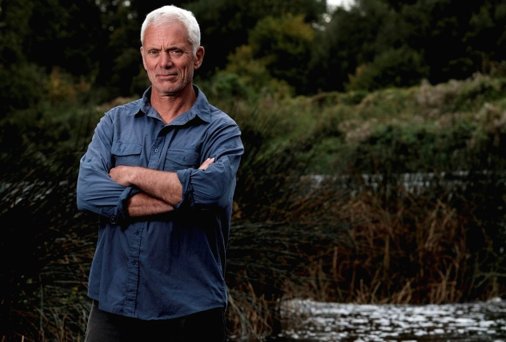 How India trip influenced Jeremy Wade's TV career