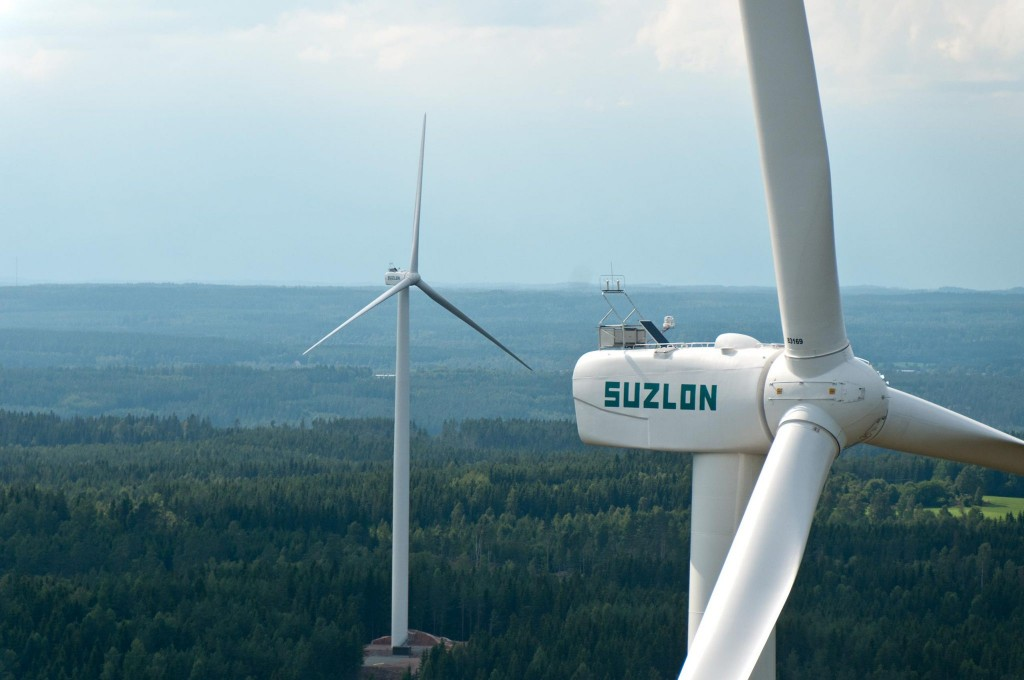 Suzlon completes debt restructuring, shares hit 5% upper circuit