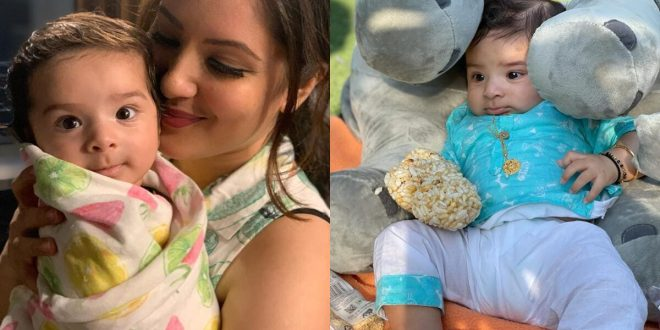 Puja Banerjee and Kunal Verma Share First Pictures of Their Darling Son, Name the Tiny Tot Krishiv!