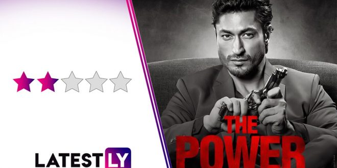 The Power Movie Review: Vidyut Jammwal, Shruti Haasan Engage in a Tedious Powerplay in Mahesh Manjrekar's Tepid the Godfather Remake (LatestLY Exclusive)