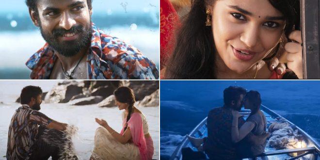 Uppena Teaser: Panja Vaisshnav Tej and Krithi Shetty's Romance Is the Highlight of This Buchi Babu Sana's Film (Watch Video)